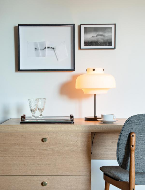 Auberge du Père Bise - Intérieurs (chambre 21) © Franck Juery