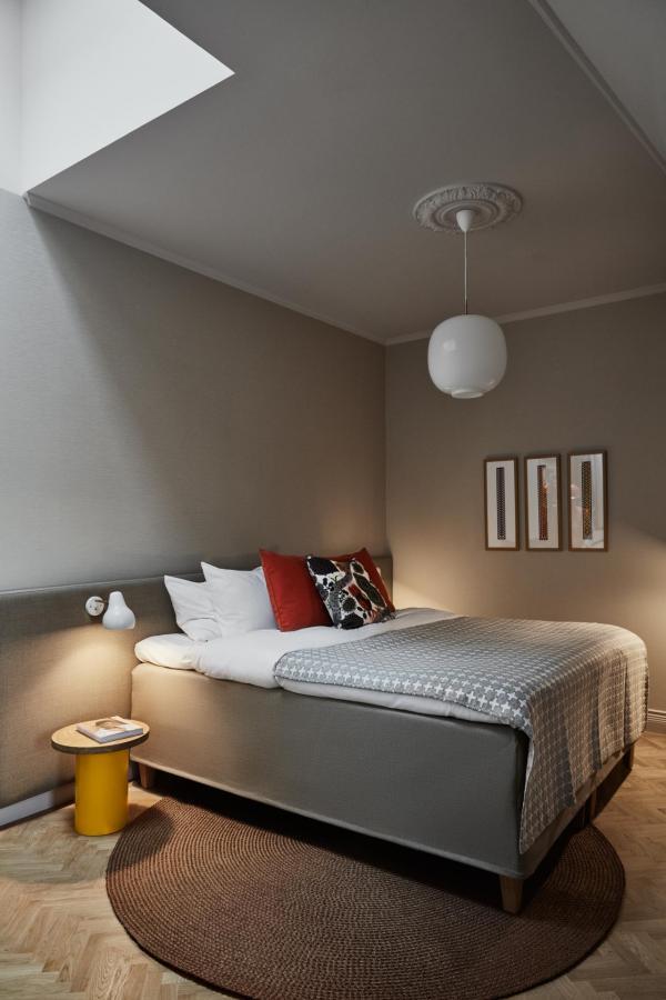 Hotel St. George Helsinki - Intérieurs des chambres et suites