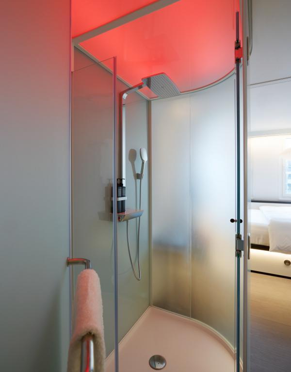 citizenM Hôtel Paris Gare de Lyon - Salle de bain