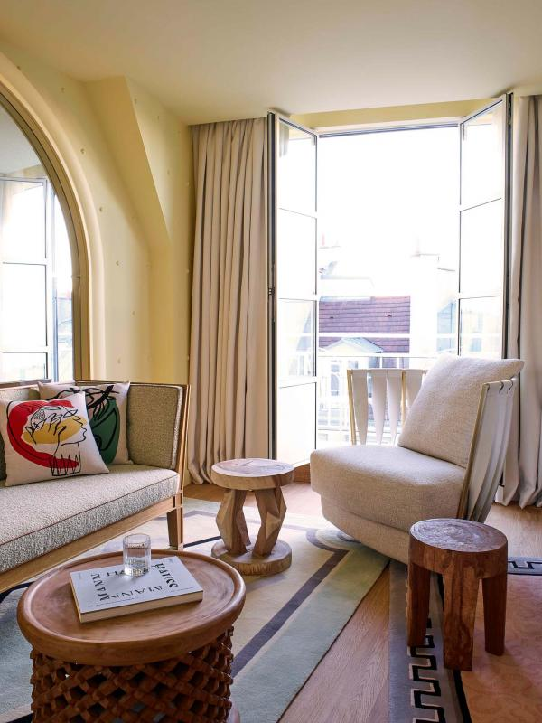 Hôtel 9Confidentiel - Suite Valentine
