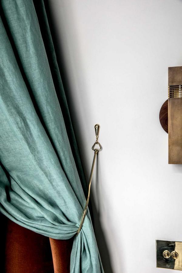 Hôtel des Grands Boulevards - Détails de décoration © Karel Balas