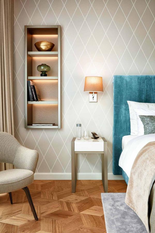 The Fontenay Hamburg - Deluxe Room
