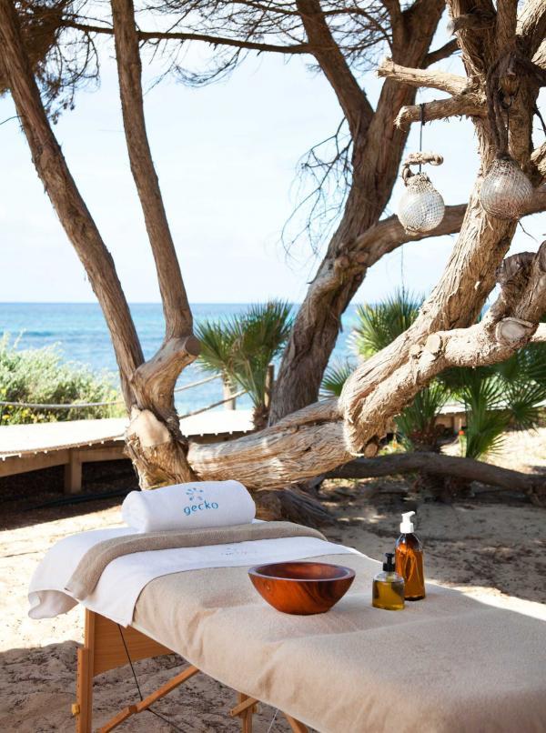Gecko Hotel & Beach Club - Massage avec vue sur la mer