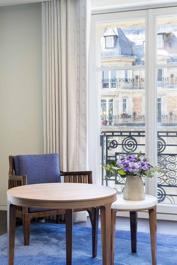 Hotel Lutetia - Chambre - Détails © Mathieu Fiol
