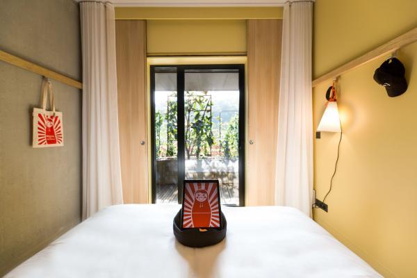 MOB Lyon Confluence - Chambre MOB © Aldo Parede
