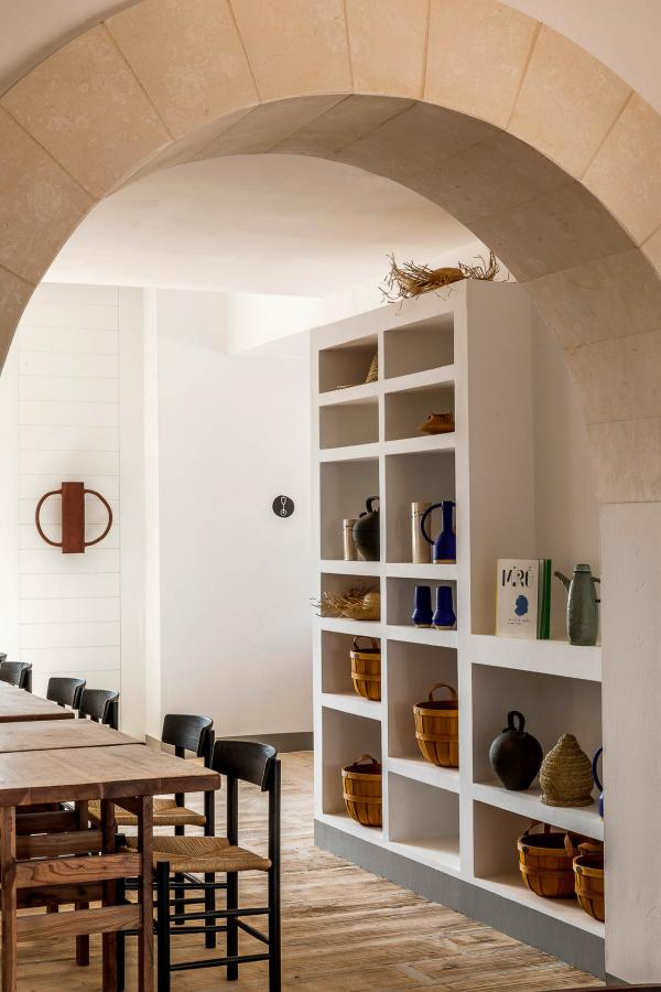 Menorca Experimental - Restaurant © Karel Balas