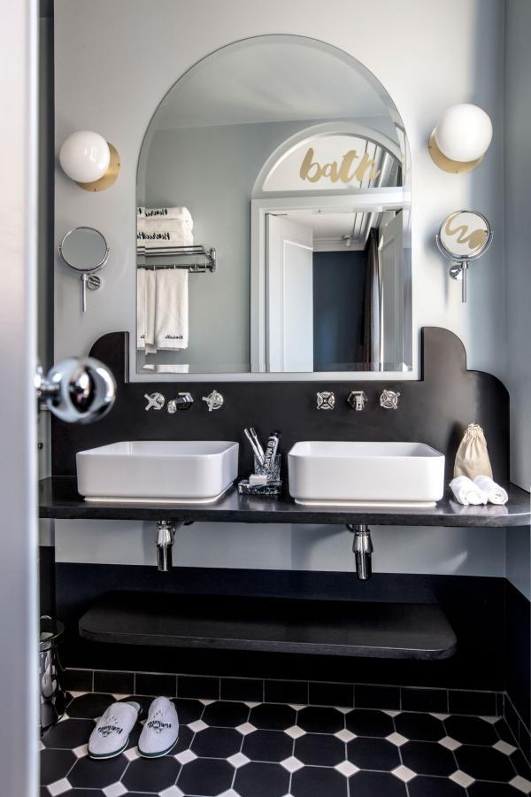 Henrietta Hotel - Chambre - Salle de bain