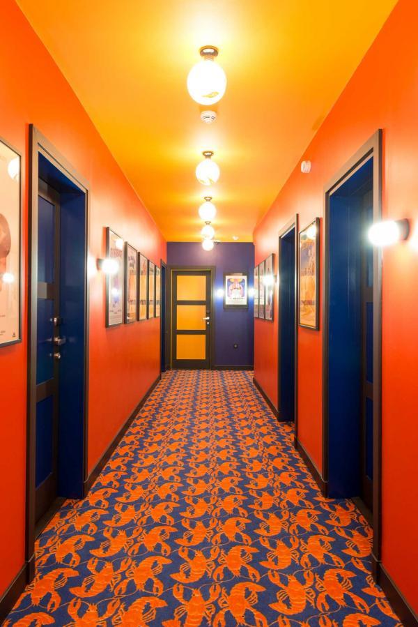 La Guitoune - Couloir