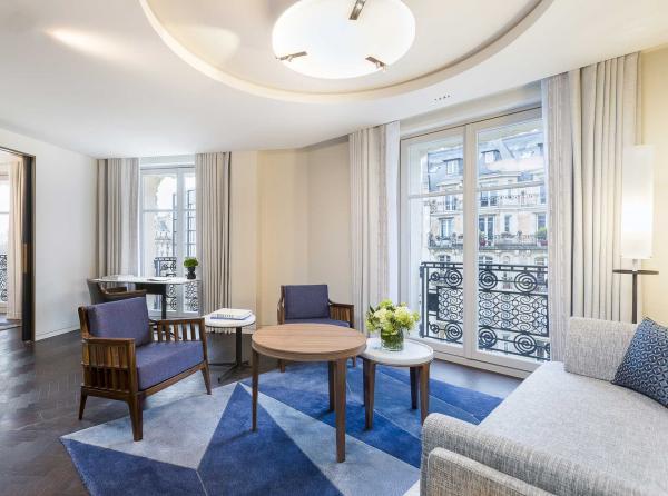 Hotel Lutetia - Suite à une chambre © Mathieu Fiol