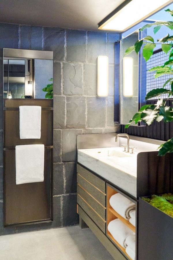 1 Hotel Brooklyn Bridge - Salle de bain