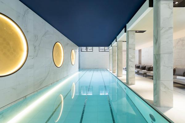 Hotel Lutetia - Spa Akasha © Mathieu Fiol