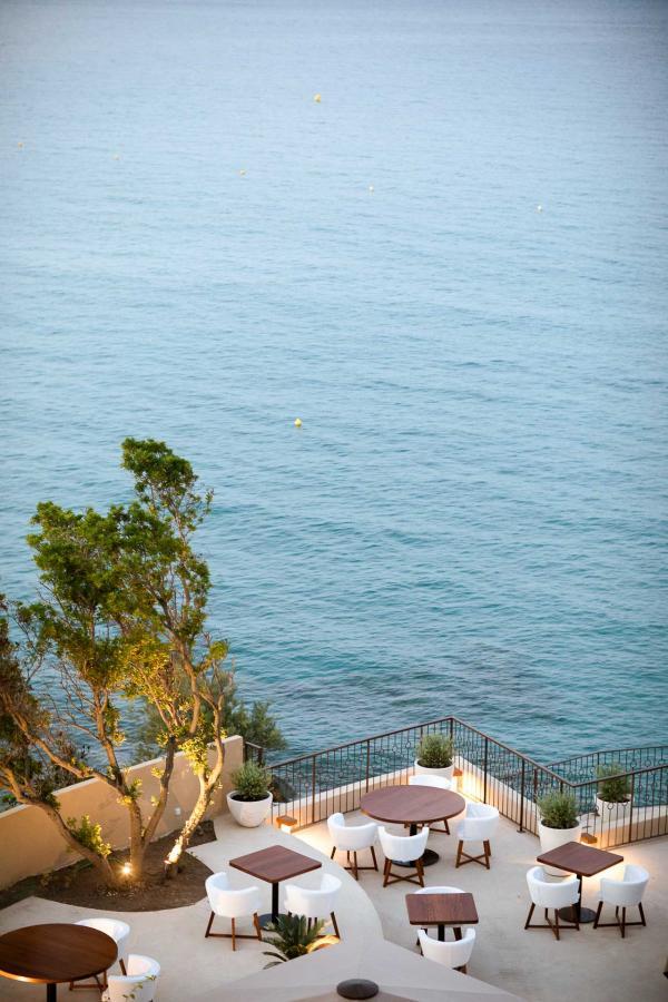 Minsiscu - Vue sur la mer depuis le restaurant