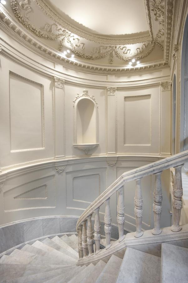 Mercer Sevilla - Escalier d'époque © Mercer Sevilla