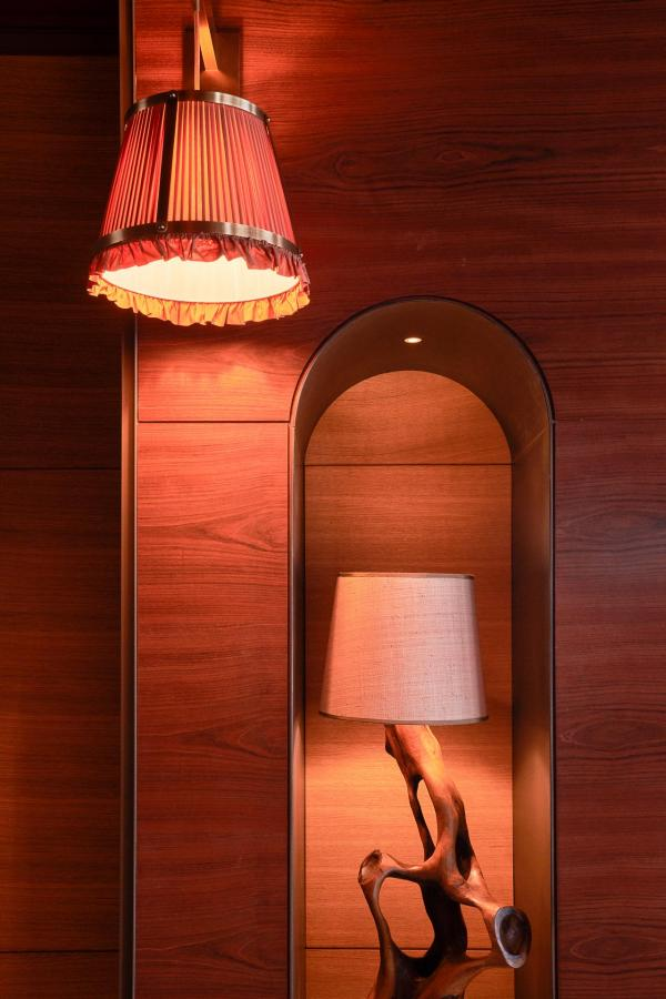 Hotel Lily of the Valley - Détails de décoration