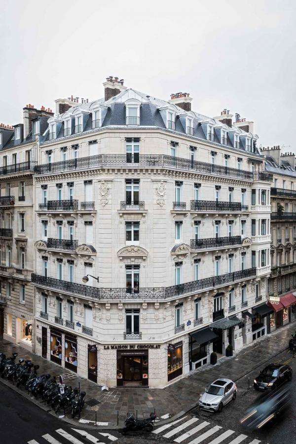 Hôtel Grand Powers - Façade