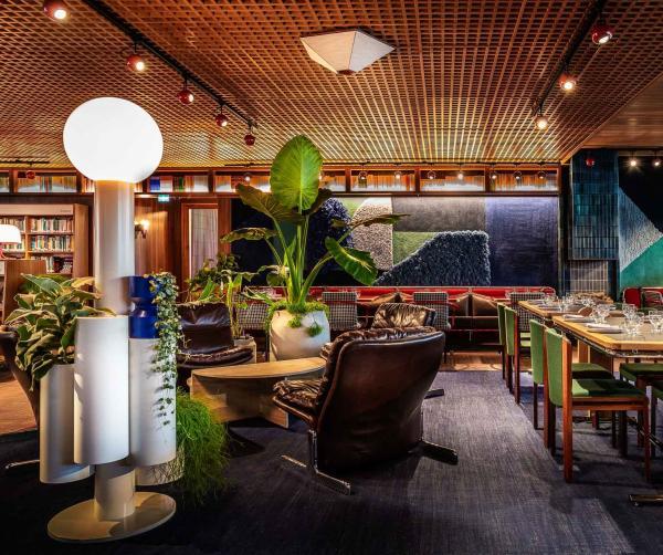 Le chef Adam Rawson a fait ses classes auprès du Nuno Mendes (restaurant étoilé Bethnal Green).