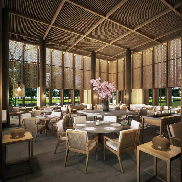 Amanyangyun - Restaurant