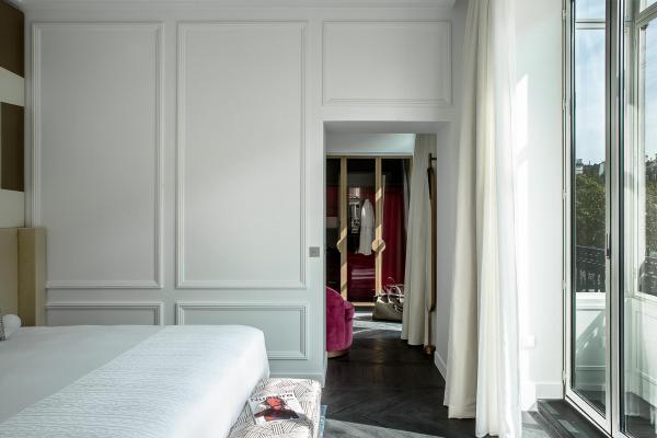 Hôtel Fauchon - Prestige Suite (409)
