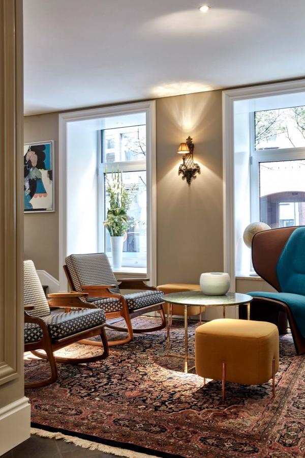 Sir Nikolai Hotel Hamburg - Lobby - Lounge