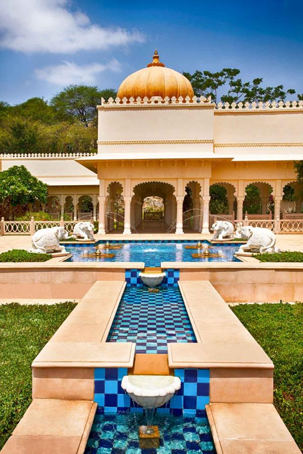 The Oberoi Udaivilas, Udaipur © DR