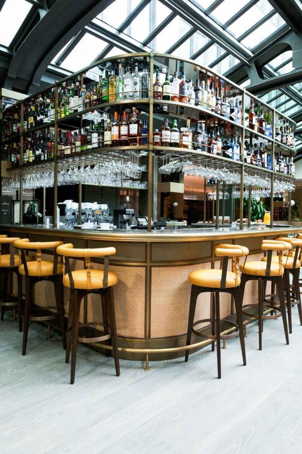Maison Bréguet - Bar © The Socialite Family