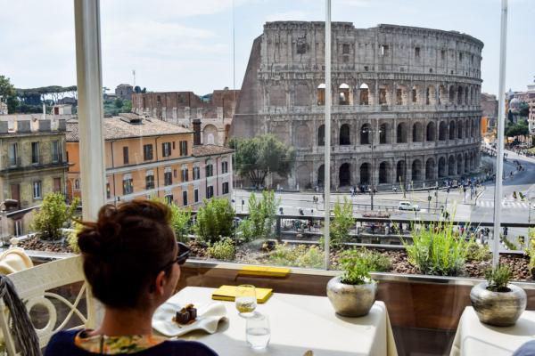 Les 20 meilleurs restaurants de rome toil s trattorias for Hotel plus proche