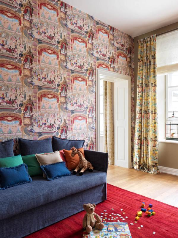 The Langham Nymphenburg Residence Munich – Chambre d'enfant