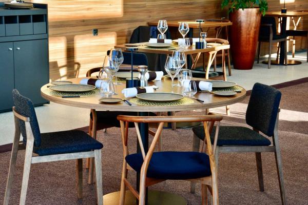 Le Domaine des Vanneaux Hôtel Golf & Spa MGallery - Restaurant La Plume
