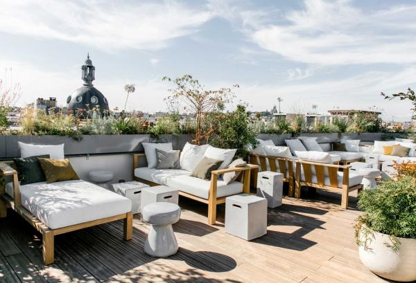 Hôtel National des Arts & Métiers - Le rooftop
