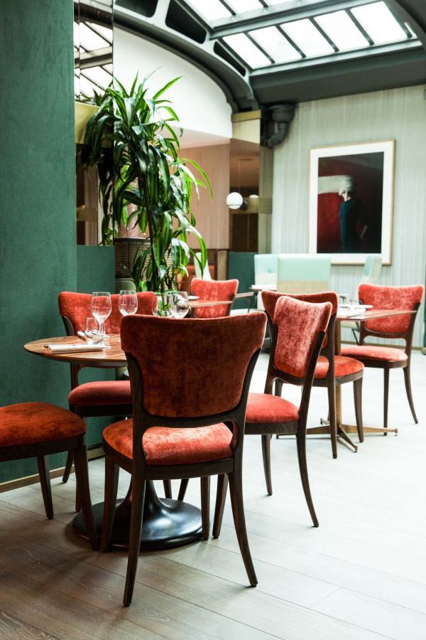 Maison Bréguet - Restaurant © The Socialite Family