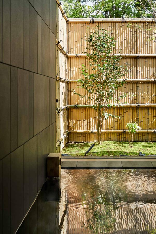 Aman Kyoto - Onsen intérieur © Aman
