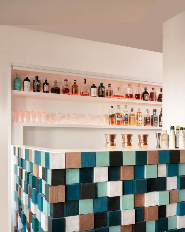 Cœur de Megève — Bar © DR