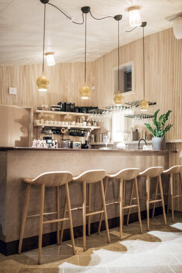 Arctic Bath cafe © Karin Lundin
