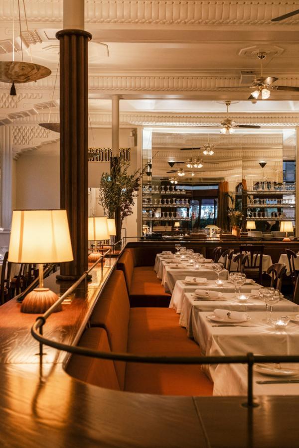 Hôtel Rochechouart Paris – Le restaurant © Ludovic Balay