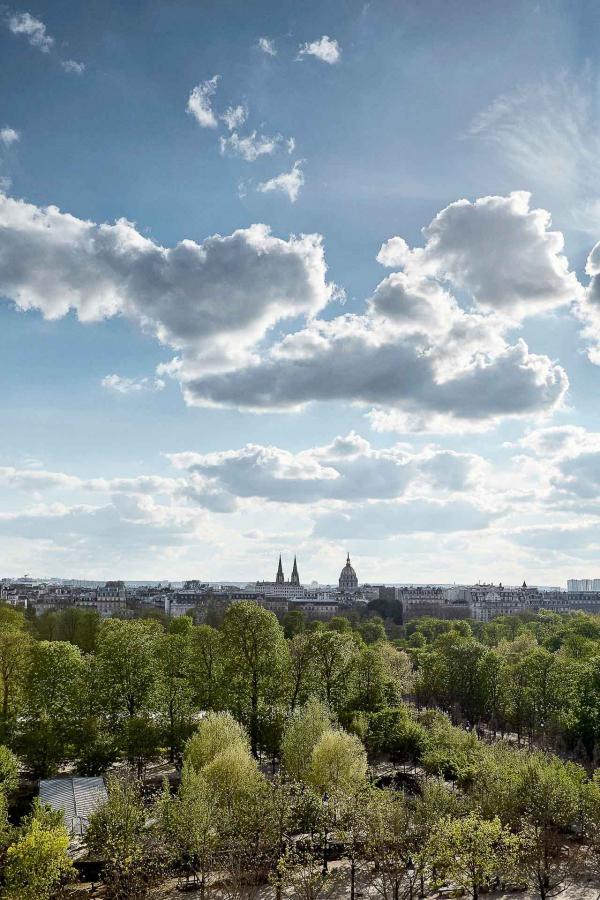 Le Meurice Paris - Chambre Executive 505 vue Jardin - Vue © DR