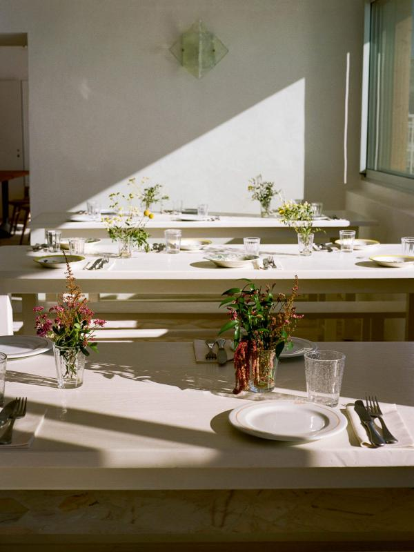 Tuba (Marseille) – Restaurant © Juliette Abitbol - Edouard Sanville
