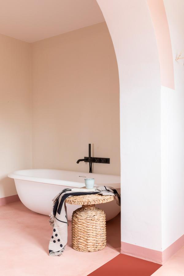 Menorca Experimental - Salle de bain © Karel Balas