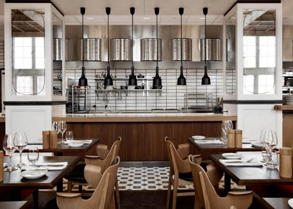 Villa Copenhagen – Restaurant Konstrast © Stine Christiansen