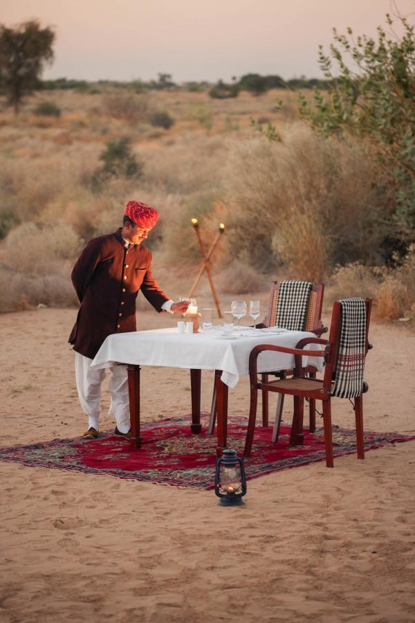 SUJÁN The Serai, Jaisalmer © DR