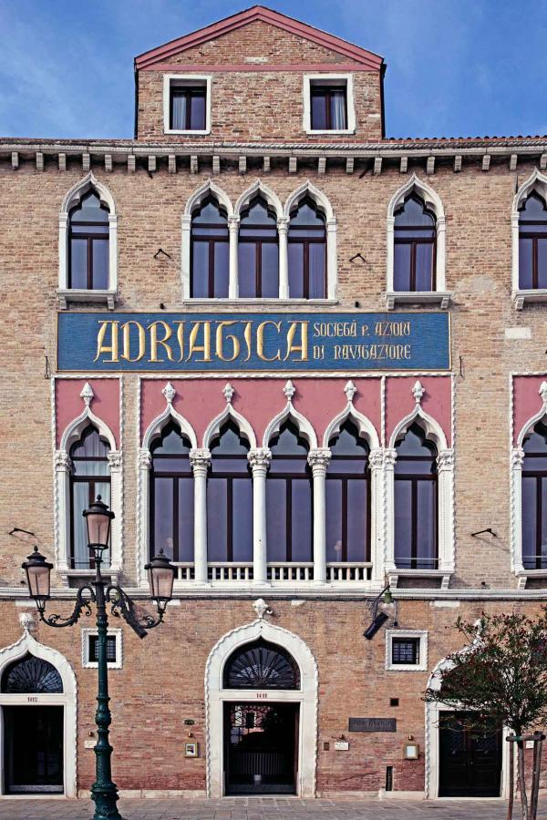 Il Palazzo Experimental, Venise - Extérieur de l'hôtel © Karel Balas