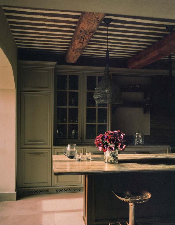 Bastide de Fléchon - cuisine © Alexis Armanet
