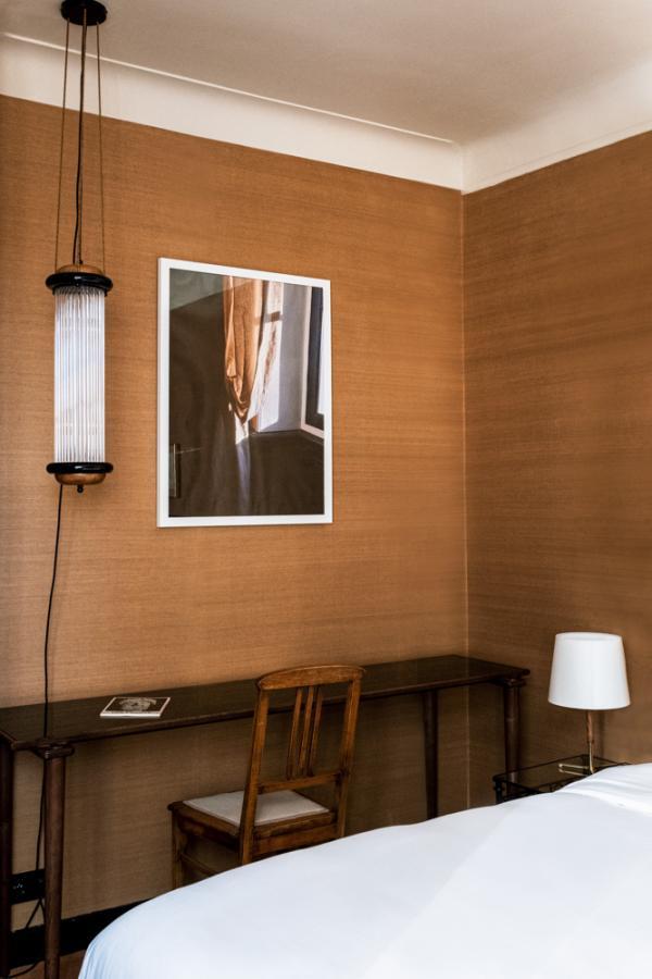 Hôtel Rochechouart Paris – Chambre Paille © Ludovic Balay