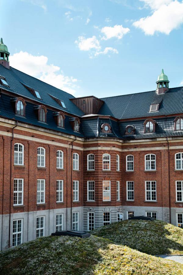 Villa Copenhagen – Jardin © Stine Christiansen