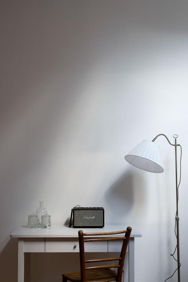 Des objets au passé précieux et des pièces de seconde main meublent les chambres de 20 à 35 m².