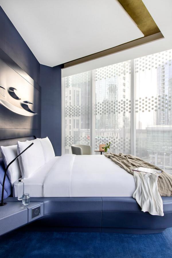 Me Dubaï — chambre