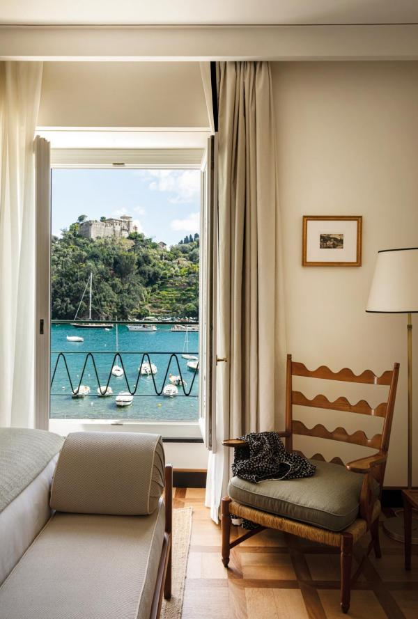 Splendido Mare, A Belmond Hotel, Portofino | Suite © Belmond Hotels