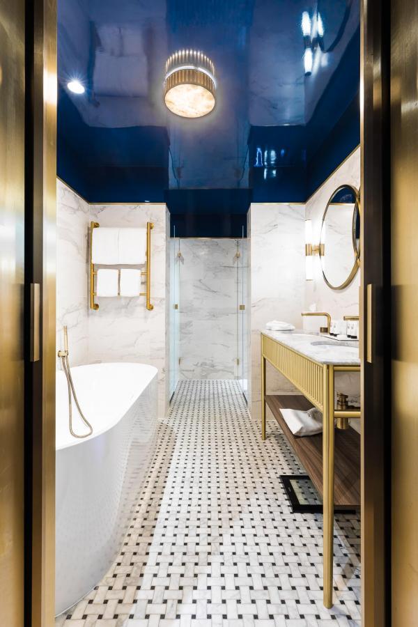 Hôtel Grand Powers - Salle de bain