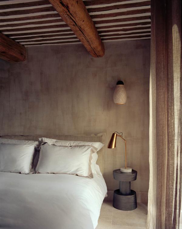 Bastide de Fléchon - chambre © Alexis Armanet