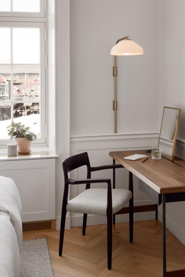 Villa Copenhagen – Chambre © Stine Christiansen