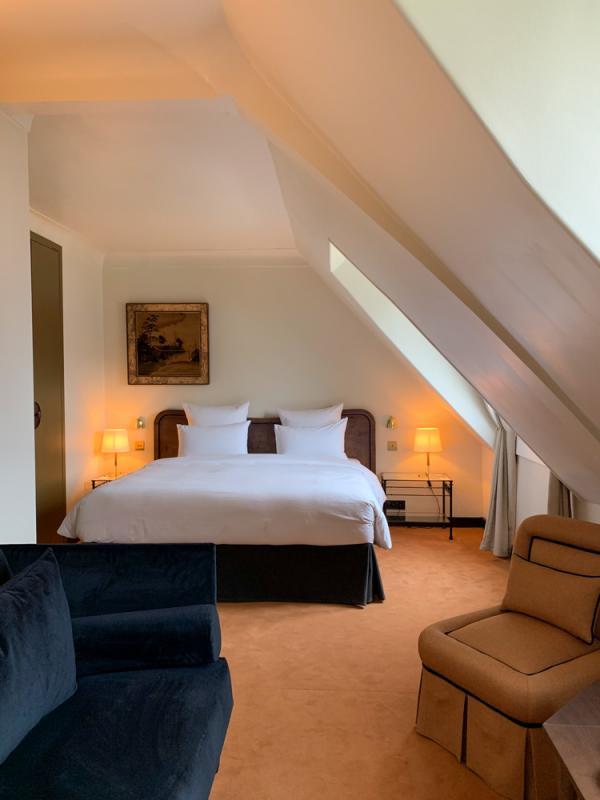 Hôtel Rochechouart Paris – Suite sous les toits © Ludovic Balay